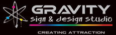 Gravity Sign & Design Studio | New Plymouth Signs